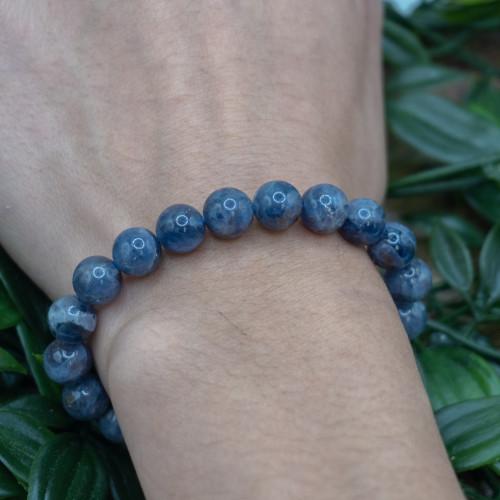 Iolite 8mm Bracelet