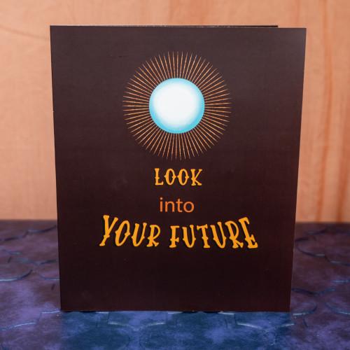 Fortune Teller Popup Card
