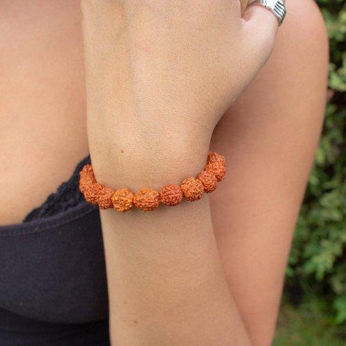 Rudrashka (5 Mukhi) Bracelet