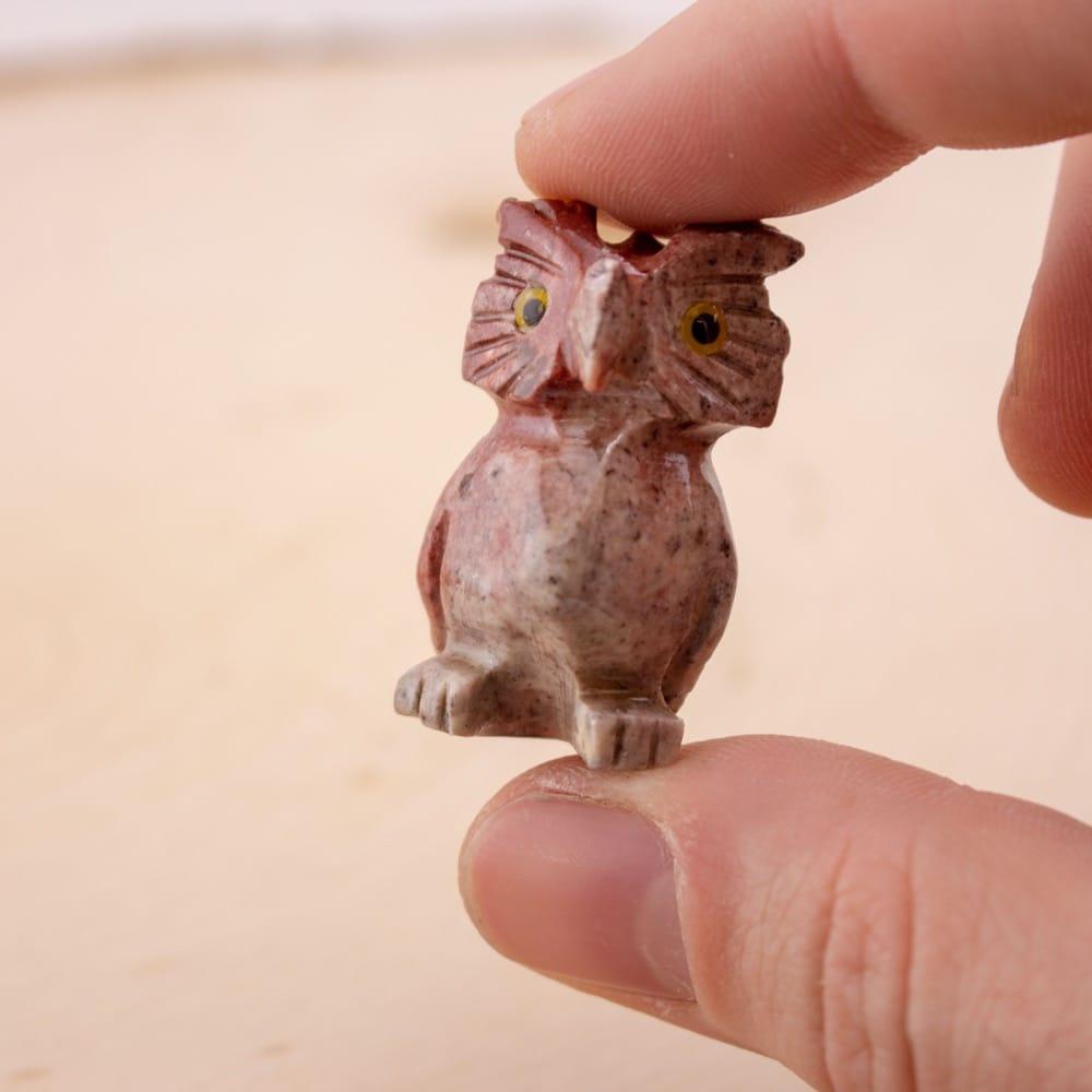 Dolomite Owl