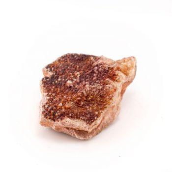 Hematite Druzy over Quartz