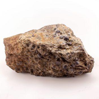 Raw Garnet Boulder