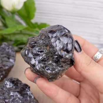 Palm Sized Hematite Chunks