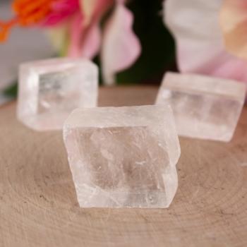 Iceland Spar Pocket Stone