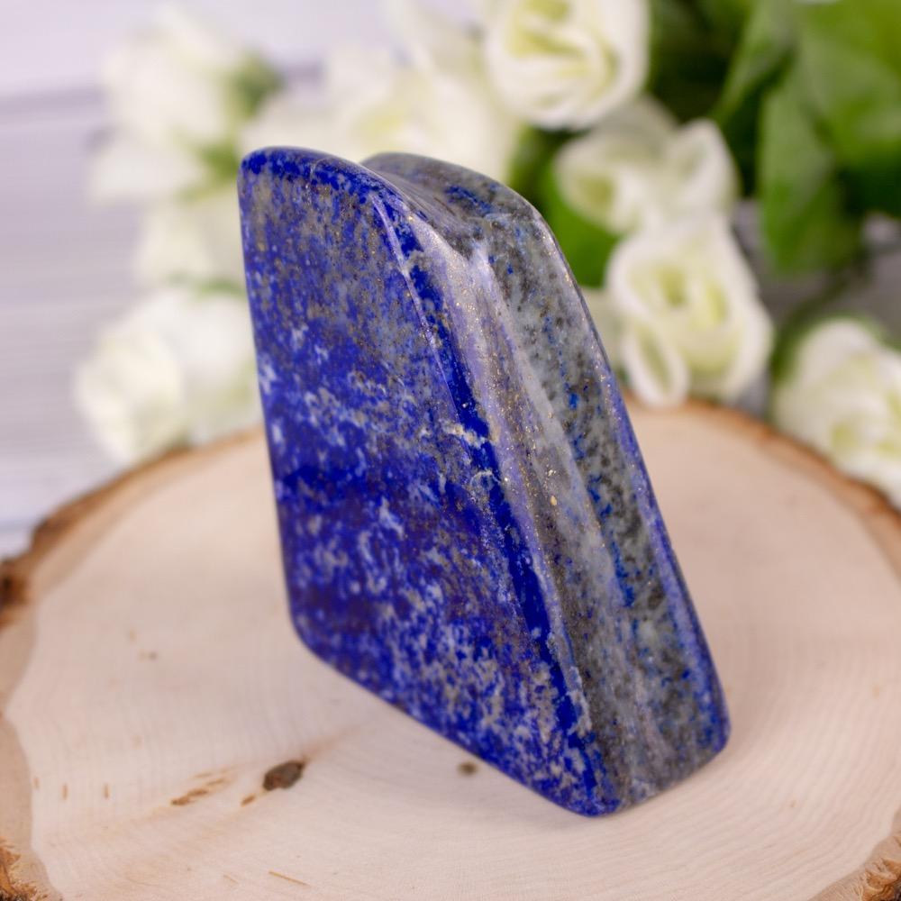 Standing Lapis Lazuli (Polished)