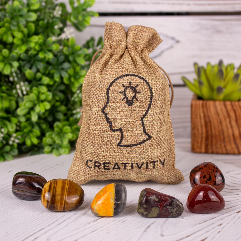 Creativity Meditation Satchel