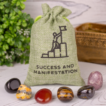 Success & Manifestation Meditation Satchel