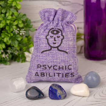 Psychic Abilities Meditation Satchel