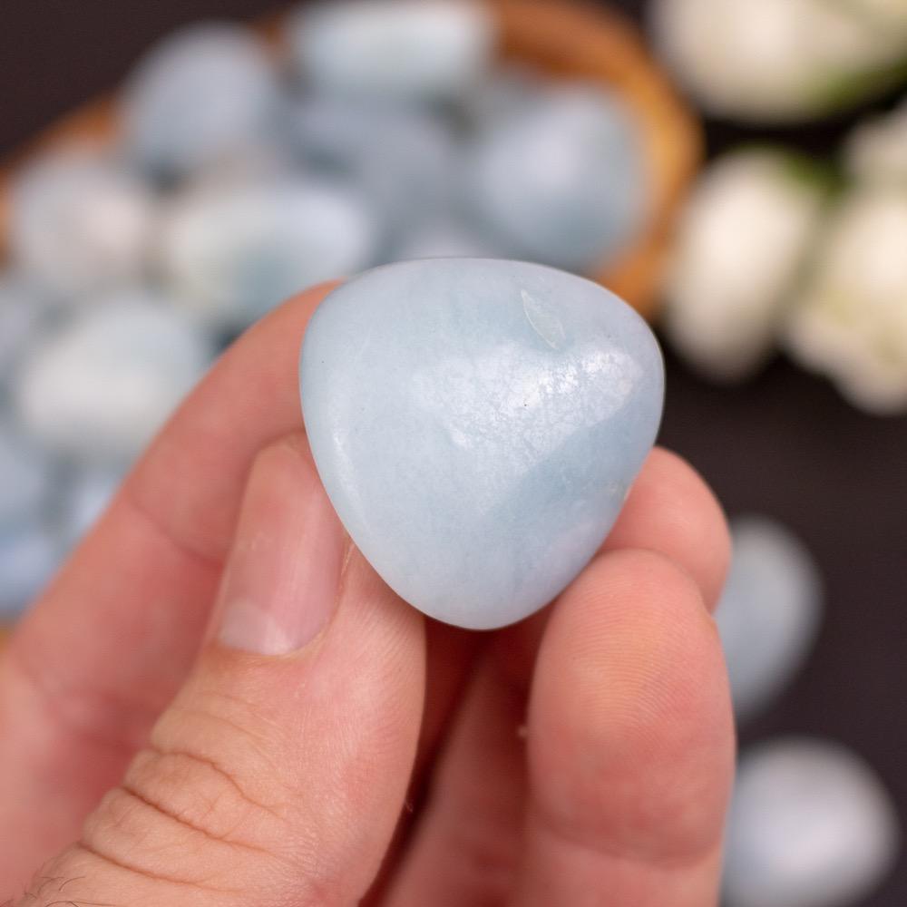 Aquamarine (Tumbled)