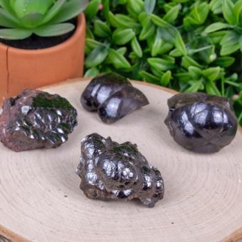 Raw Hematite Small