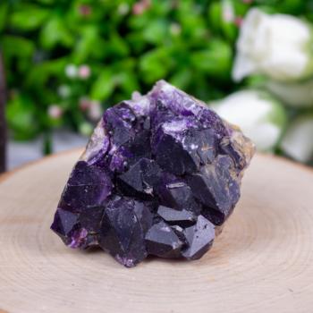 Purple Fluorite #6