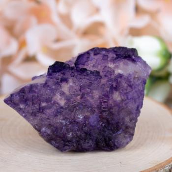 Purple Fluorite #11