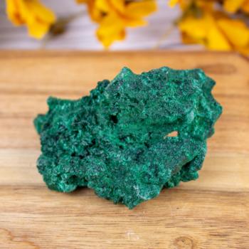 Crystallized Malachite #3