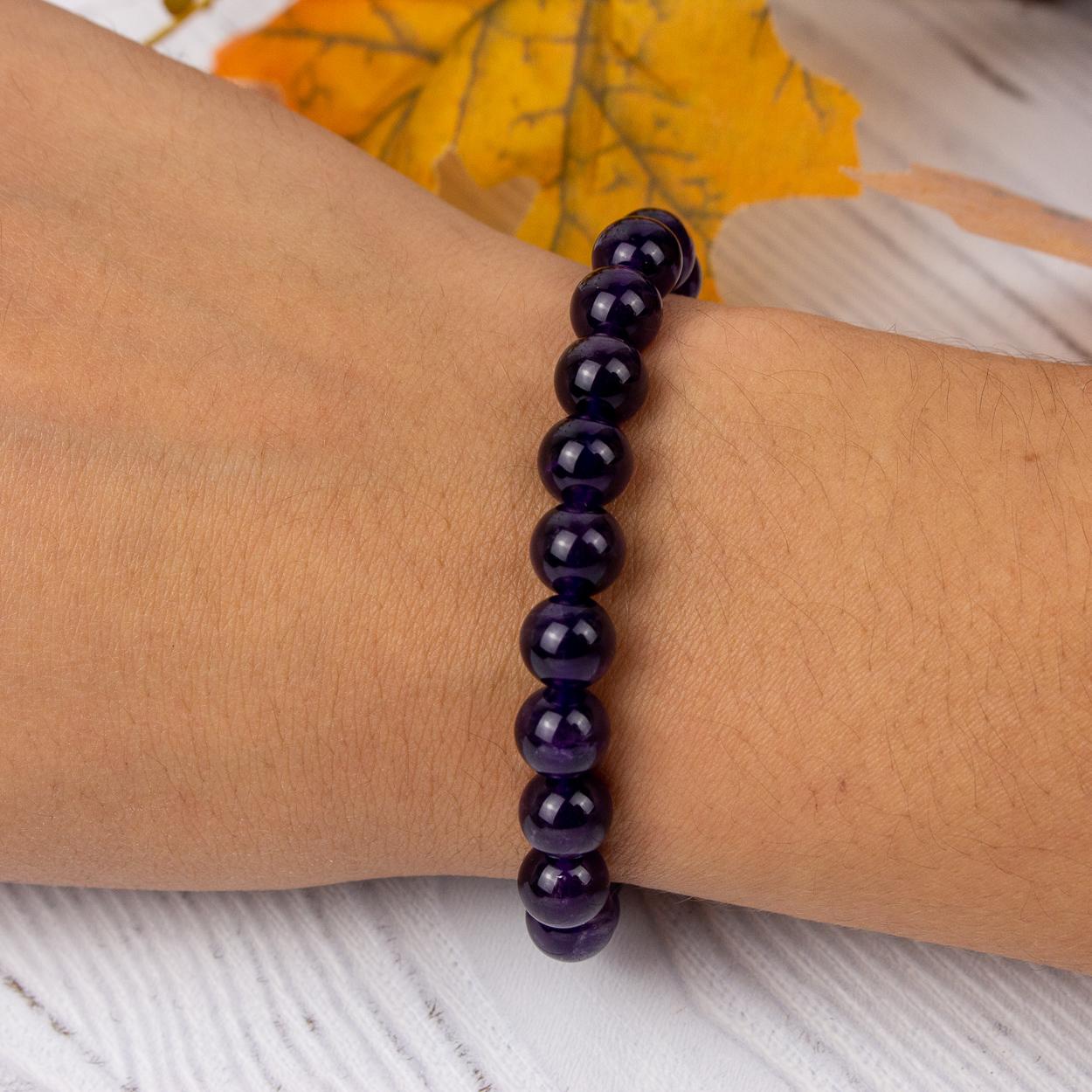Amethyst (High Quality) Bracelet