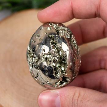 Pyrite Eggs Small