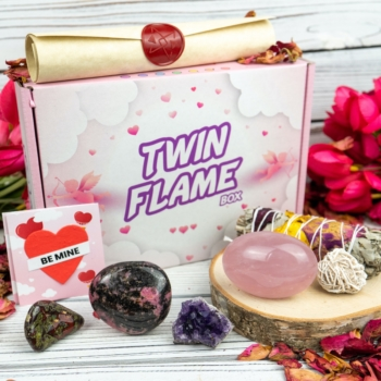 Twin Flame Box