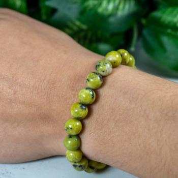Lizardite Bracelet